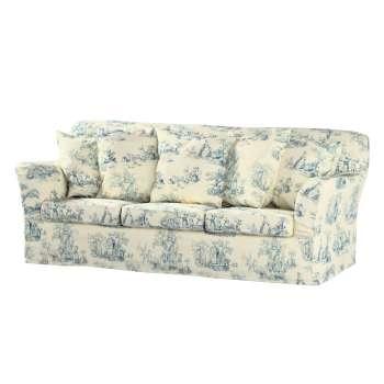 Pokrowiec na sofę Tomelilla 3-osobową nierozkładaną Sofa Tomelilla 3-osobowa w kolekcji Avinon, tkanina: 132-66