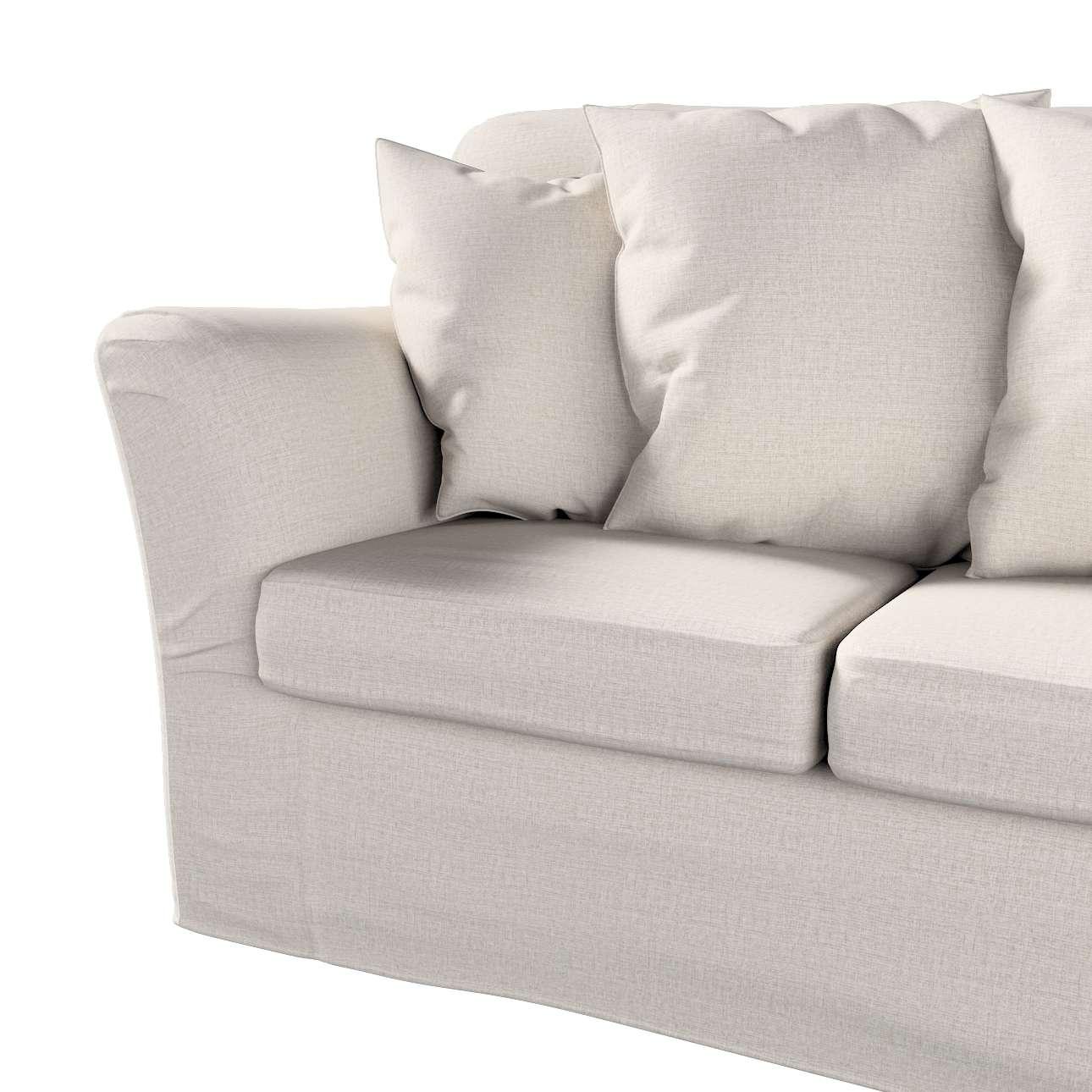 Pokrowiec na sofę Tomelilla 3-osobową nierozkładaną w kolekcji Living II, tkanina: 161-00