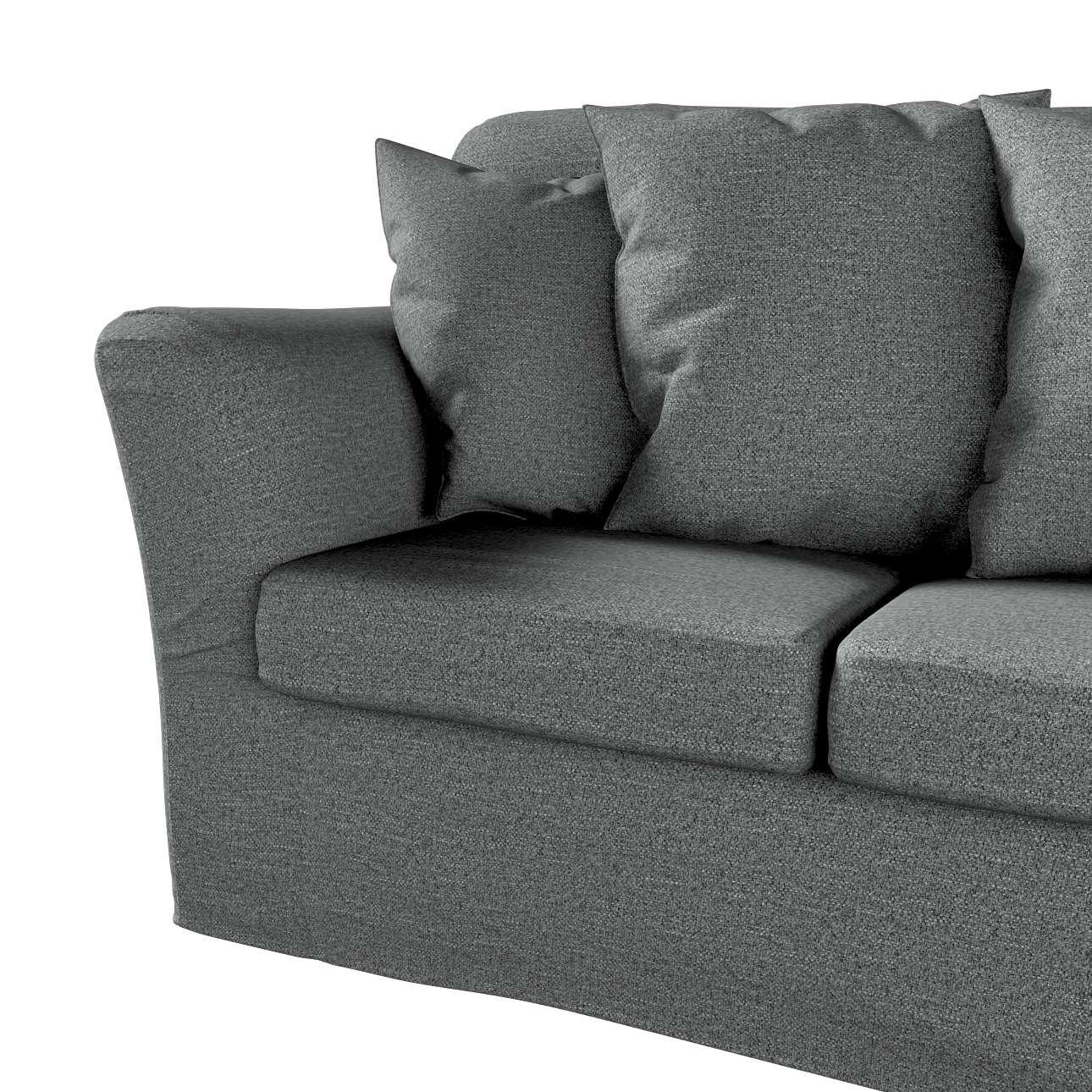 Pokrowiec na sofę Tomelilla 3-osobową nierozkładaną w kolekcji Madrid, tkanina: 161-24