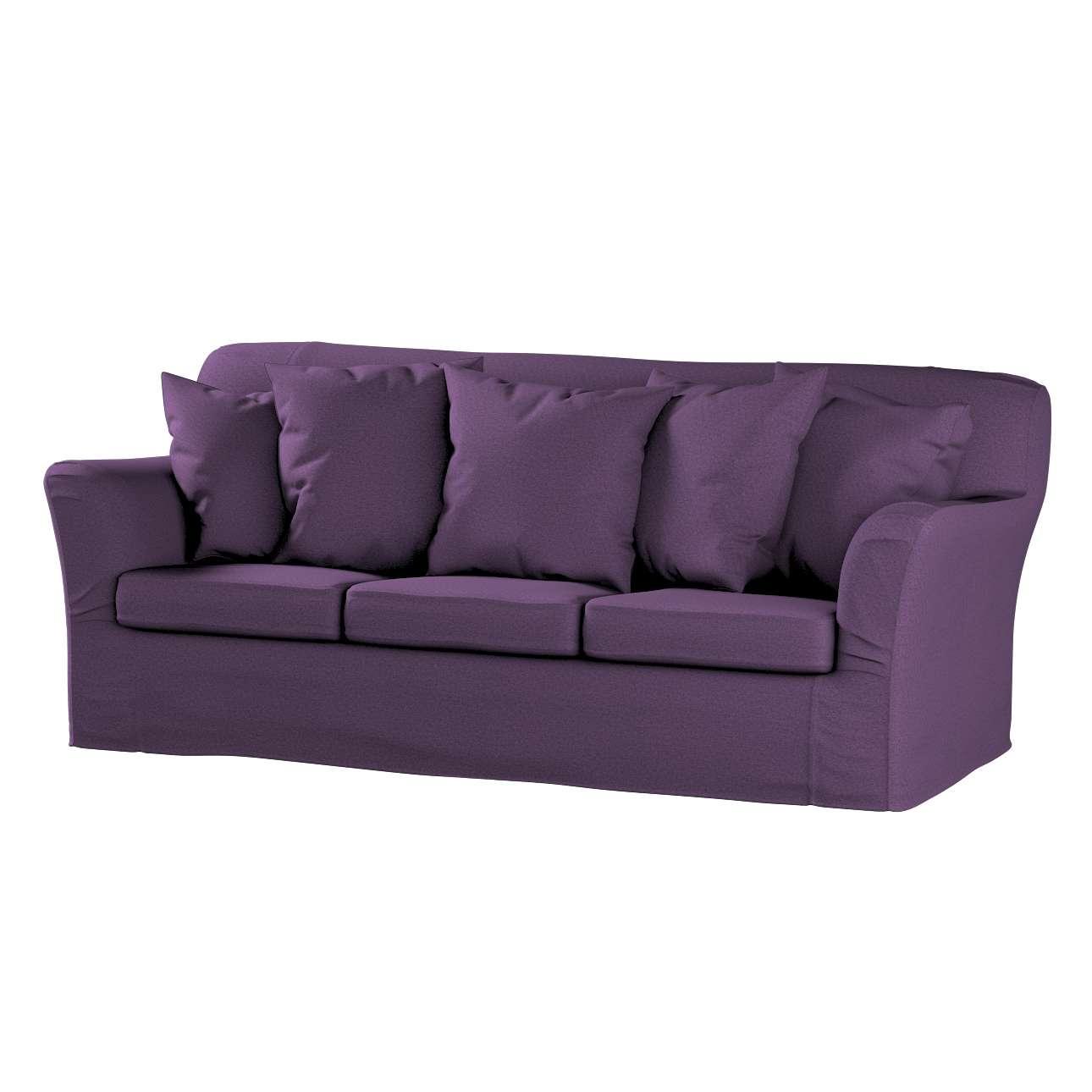 Pokrowiec na sofę Tomelilla 3-osobową nierozkładaną w kolekcji Etna, tkanina: 161-27