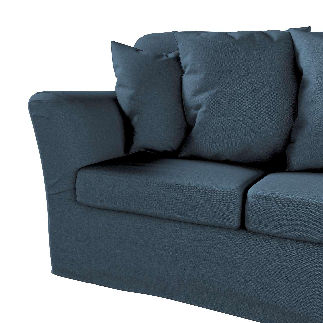 Pokrowiec na sofę Tomelilla 3-osobową nierozkładaną w kolekcji Etna, tkanina: 705-30