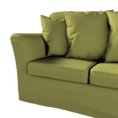 Pokrowiec na sofę Tomelilla 3-osobową nierozkładaną w kolekcji Living, tkanina: 161-13