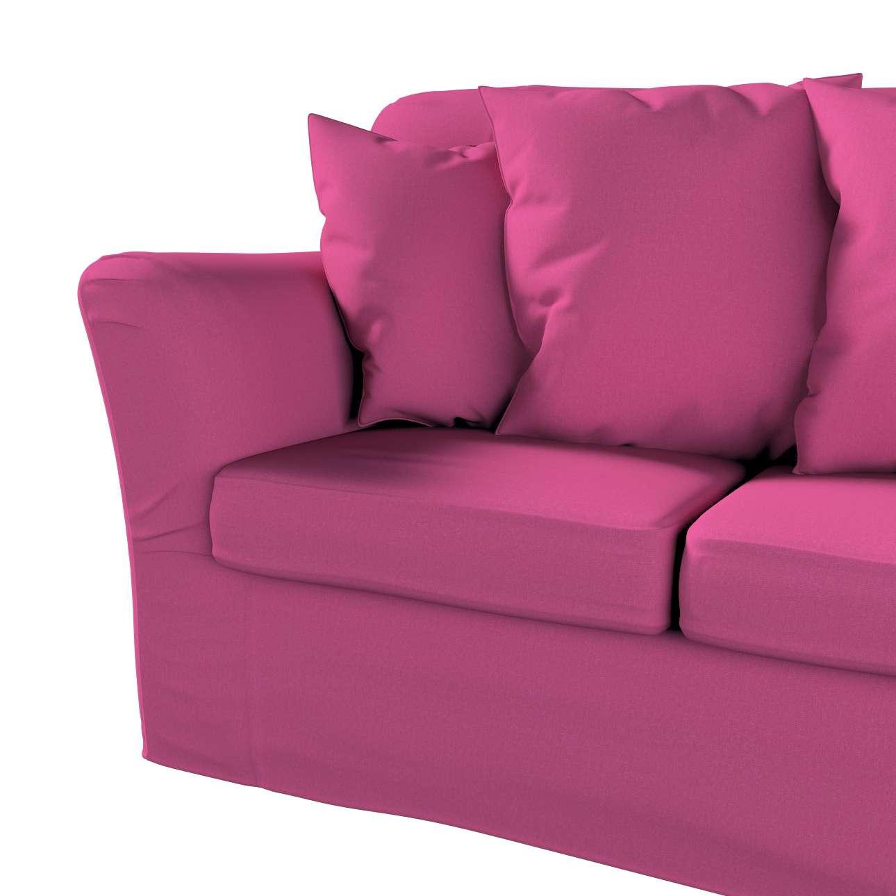 Pokrowiec na sofę Tomelilla 3-osobową nierozkładaną w kolekcji Living II, tkanina: 161-29