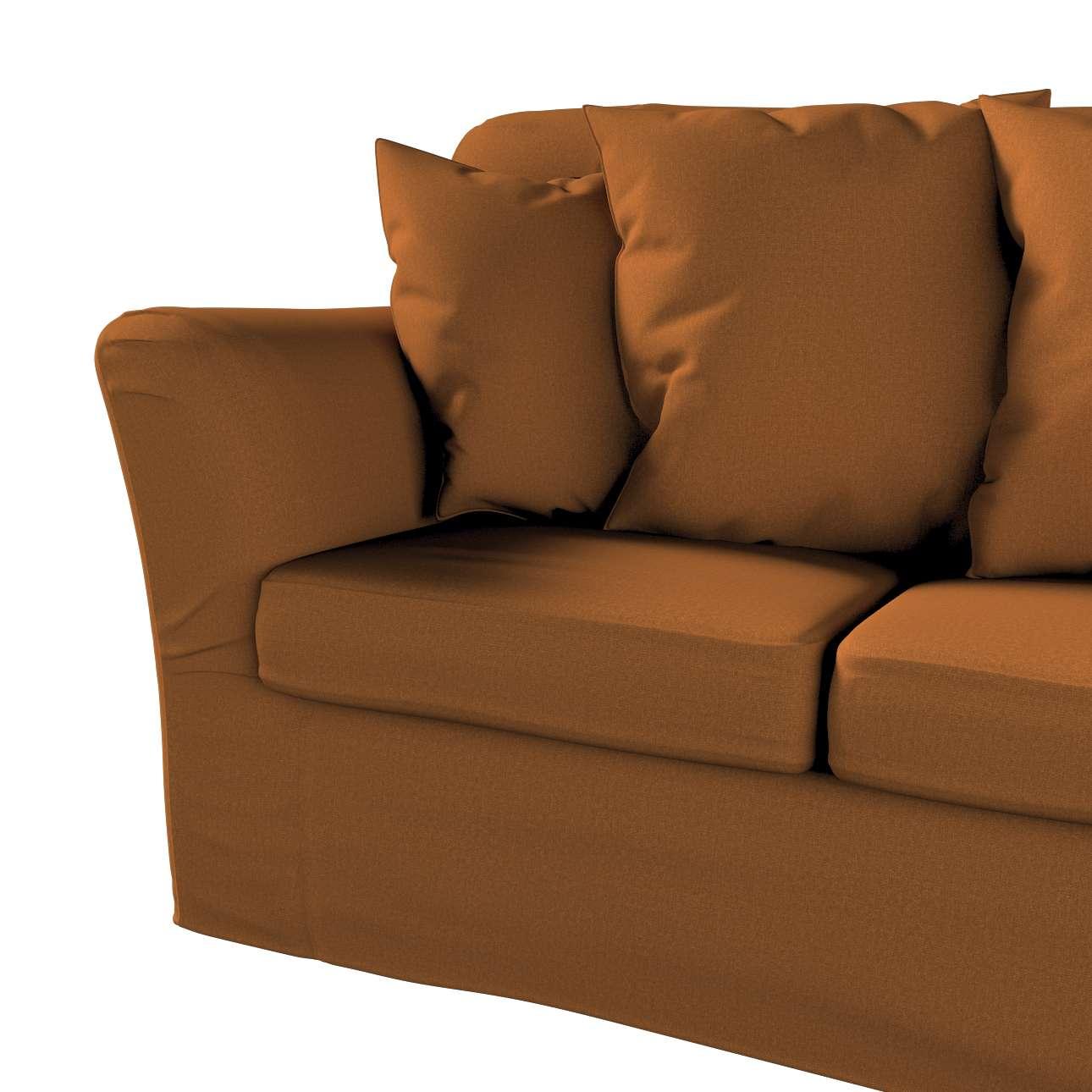Pokrowiec na sofę Tomelilla 3-osobową nierozkładaną w kolekcji Living, tkanina: 161-28