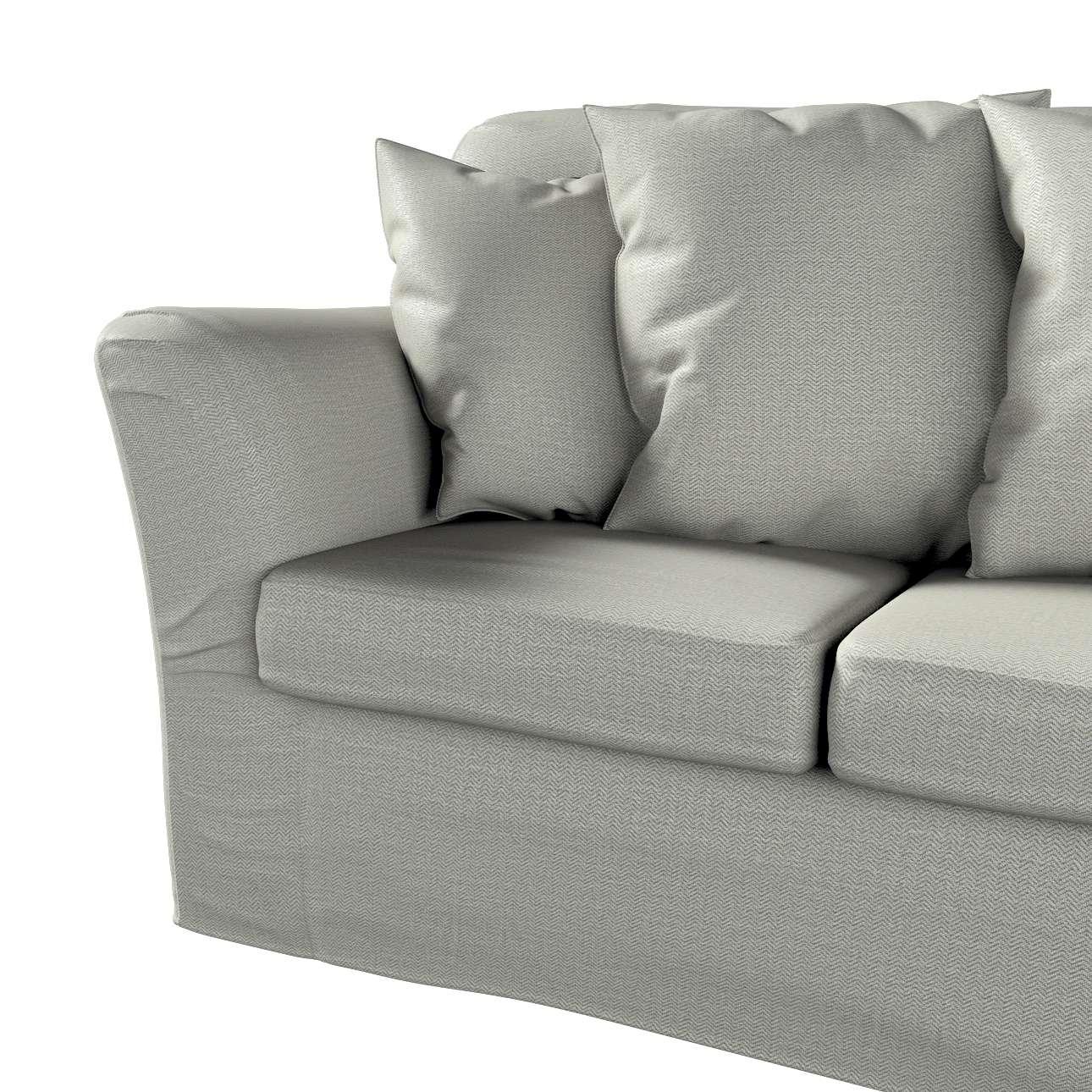 Pokrowiec na sofę Tomelilla 3-osobową nierozkładaną w kolekcji Bergen, tkanina: 161-83