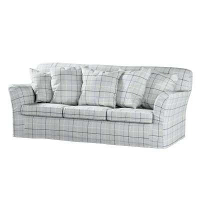 Tomelilla 3-seater sofa cover 703-18 blue - gray tartan Collection Edinburgh