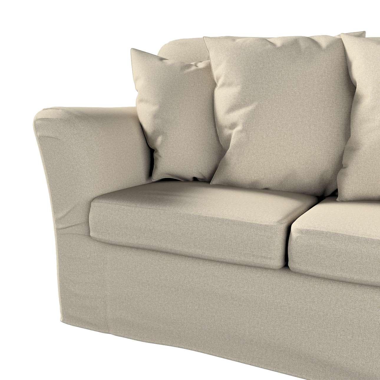 Pokrowiec na sofę Tomelilla 3-osobową nierozkładaną w kolekcji Amsterdam, tkanina: 704-52