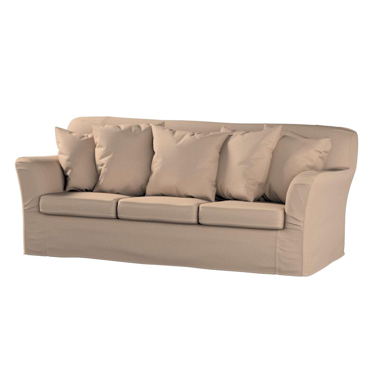 Pokrowiec na sofę Tomelilla 3-osobową nierozkładaną w kolekcji Bergen, tkanina: 161-75