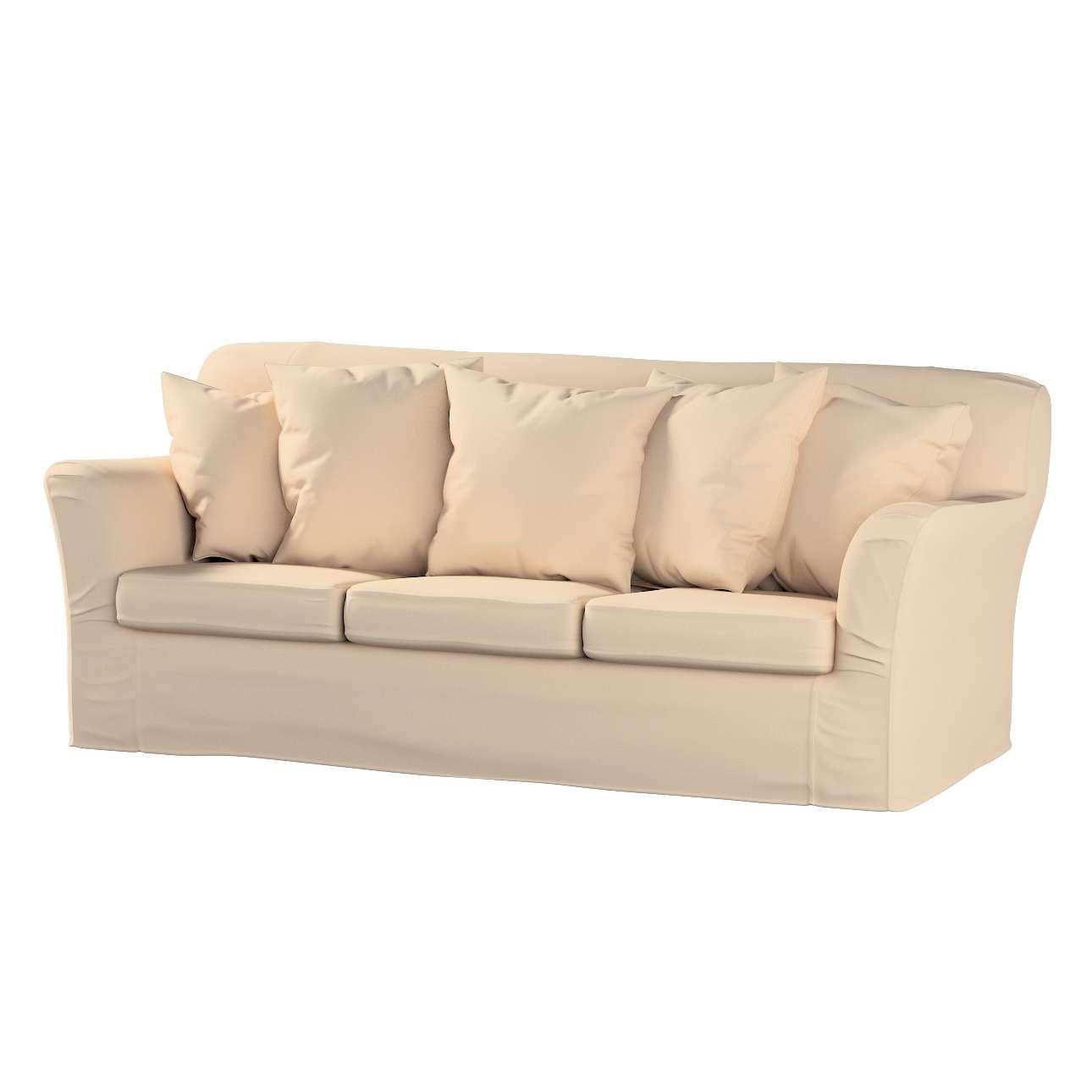 Pokrowiec na sofę Tomelilla 3-osobową nierozkładaną w kolekcji Living, tkanina: 160-61