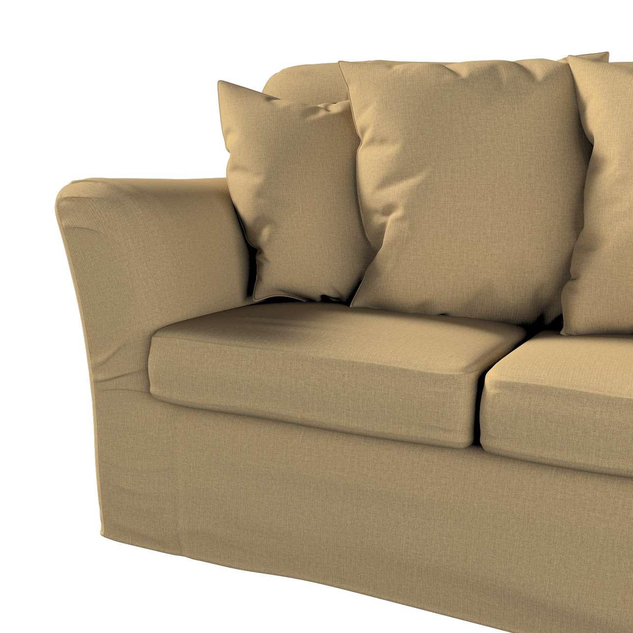 Pokrowiec na sofę Tomelilla 3-osobową nierozkładaną w kolekcji Living, tkanina: 161-50