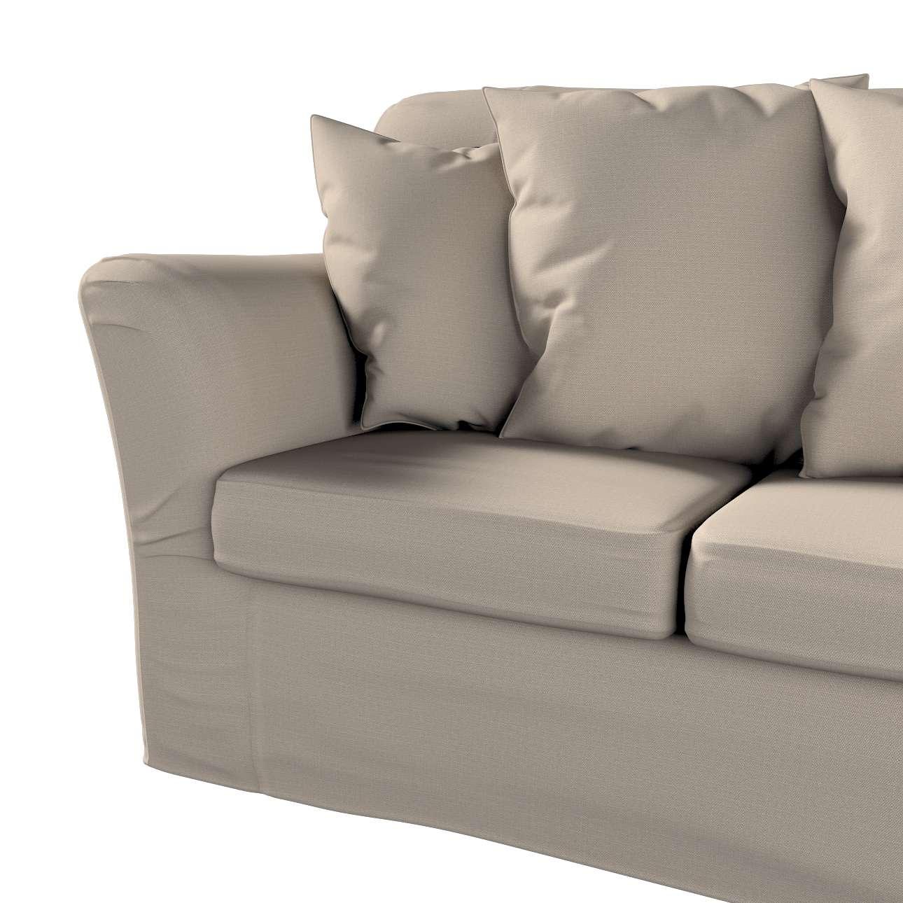 Pokrowiec na sofę Tomelilla 3-osobową nierozkładaną w kolekcji Living, tkanina: 161-53