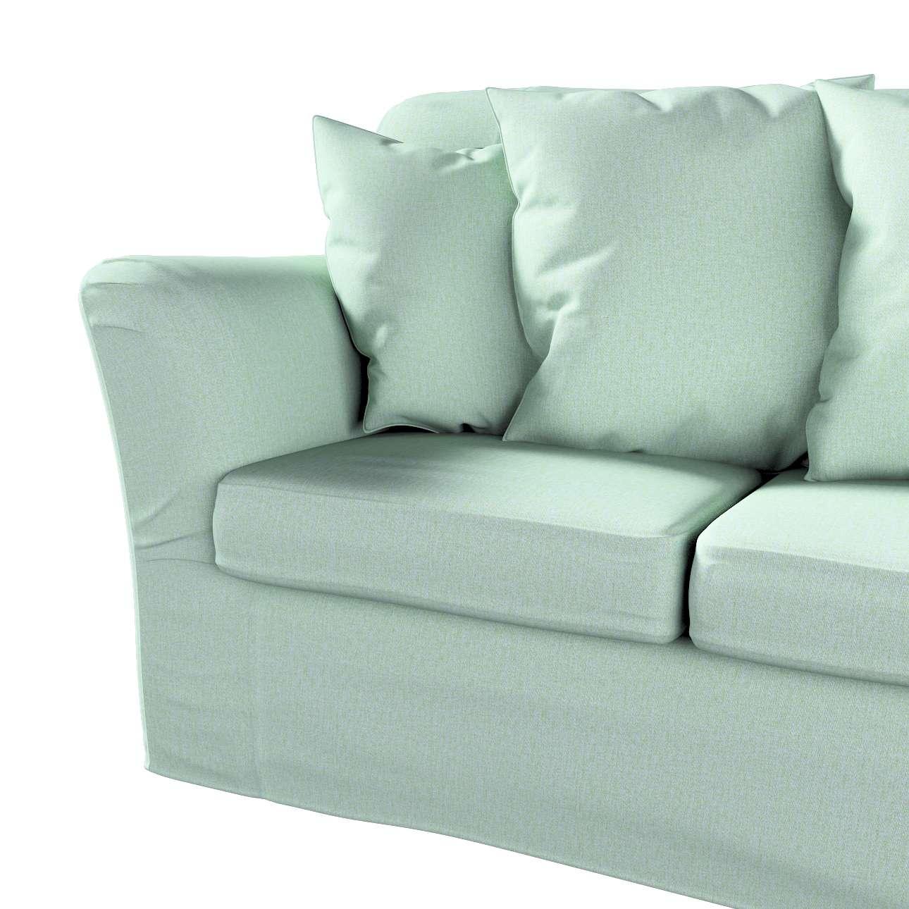 Pokrowiec na sofę Tomelilla 3-osobową nierozkładaną w kolekcji Living, tkanina: 161-61