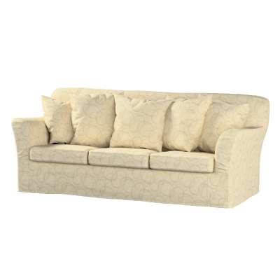 Pokrowiec na sofę Tomelilla 3-osobową nierozkładaną w kolekcji Living, tkanina: 161-81