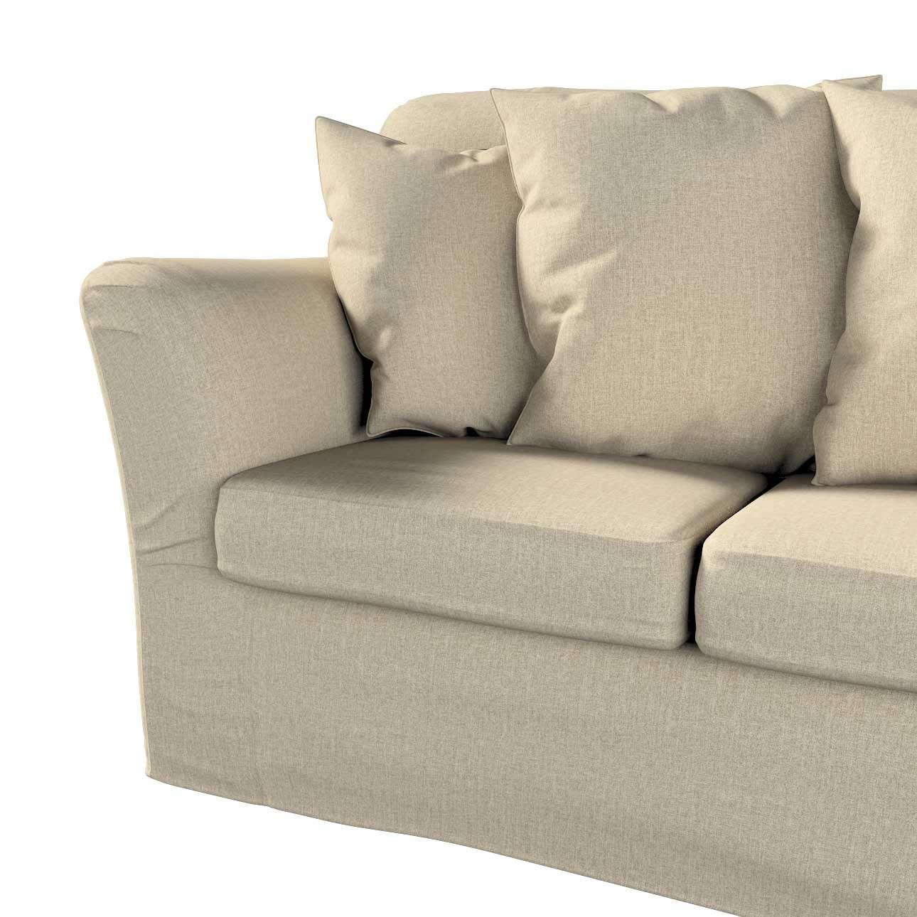 Pokrowiec na sofę Tomelilla 3-osobową nierozkładaną w kolekcji City, tkanina: 704-80