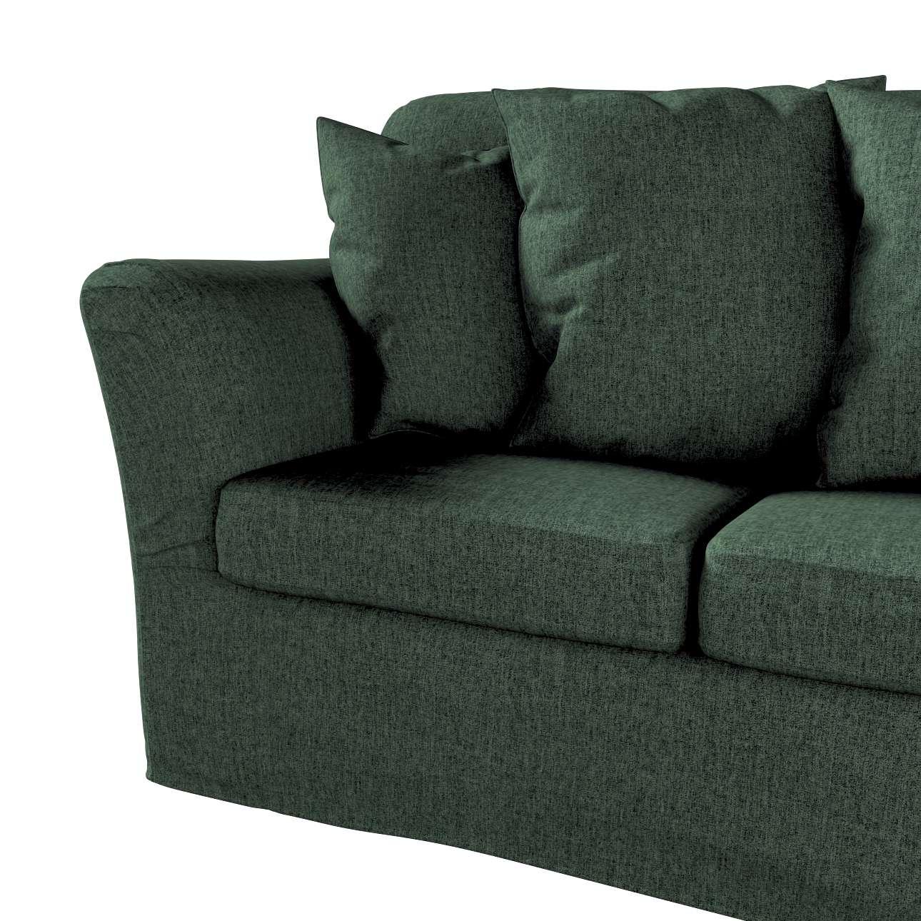 Pokrowiec na sofę Tomelilla 3-osobową nierozkładaną w kolekcji City, tkanina: 704-81