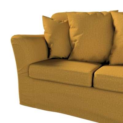 Pokrowiec na sofę Tomelilla 3-osobową nierozkładaną w kolekcji City, tkanina: 704-82