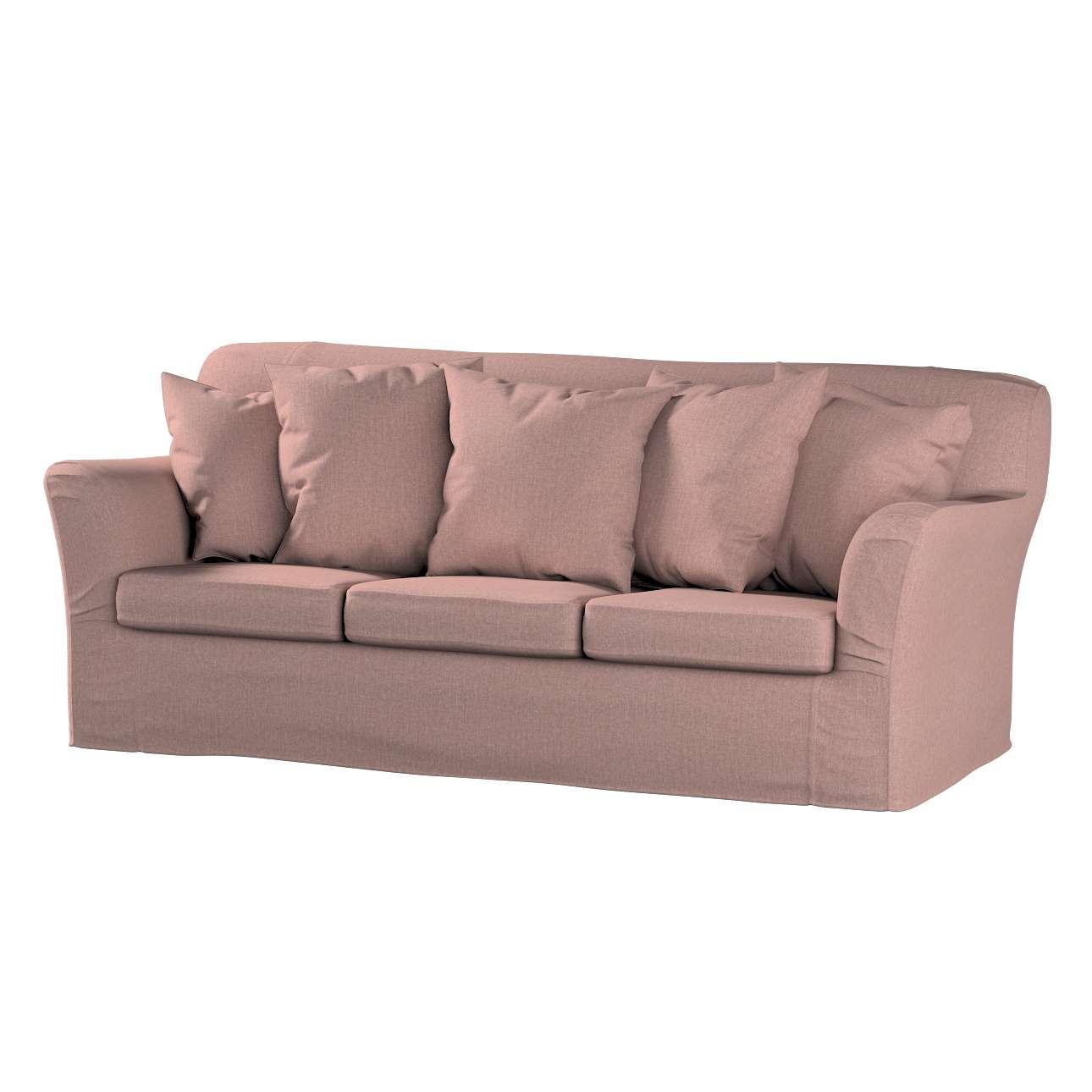 Pokrowiec na sofę Tomelilla 3-osobową nierozkładaną w kolekcji City, tkanina: 704-83