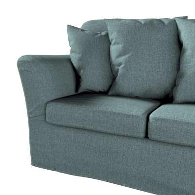 Pokrowiec na sofę Tomelilla 3-osobową nierozkładaną w kolekcji City, tkanina: 704-85