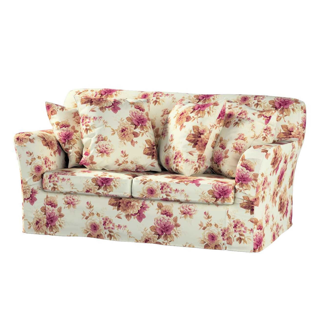 Tomelilla 2-seater sofa cover in collection Mirella, fabric: 141-06