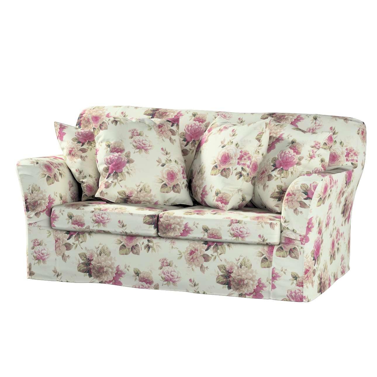 Pokrowiec na sofę Tomelilla 2-osobową nierozkładaną Sofa Tomelilla 2-osobowa w kolekcji Mirella, tkanina: 141-07