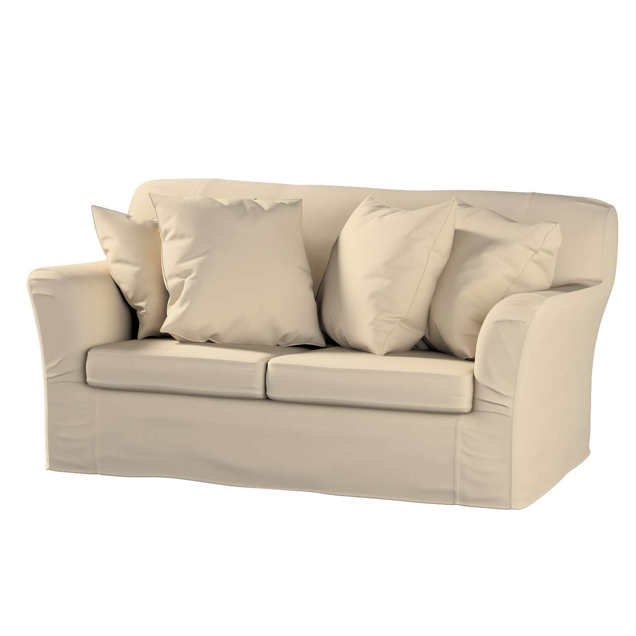 Tomelilla 2-seater sofa cover Tomelilla 2-seat sofa in collection Panama Cotton, fabric: 702-01