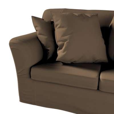 Pokrowiec na sofę Tomelilla 2-osobową nierozkładaną w kolekcji Cotton Panama, tkanina: 702-02