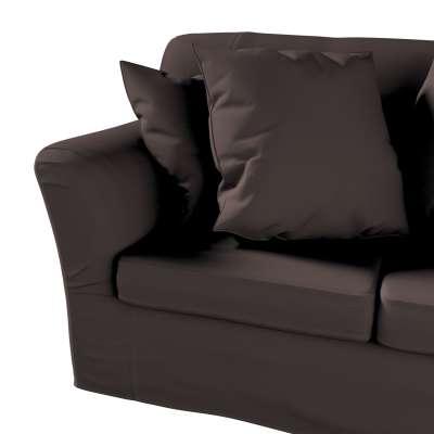 Pokrowiec na sofę Tomelilla 2-osobową nierozkładaną w kolekcji Cotton Panama, tkanina: 702-03