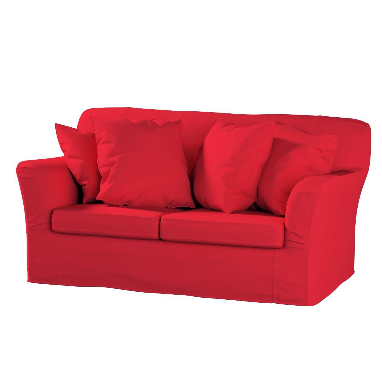 Tomelilla 2-seater sofa cover in collection Panama Cotton, fabric: 702-04