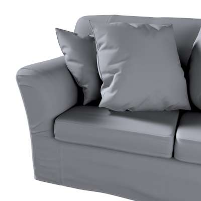 Pokrowiec na sofę Tomelilla 2-osobową nierozkładaną w kolekcji Cotton Panama, tkanina: 702-07