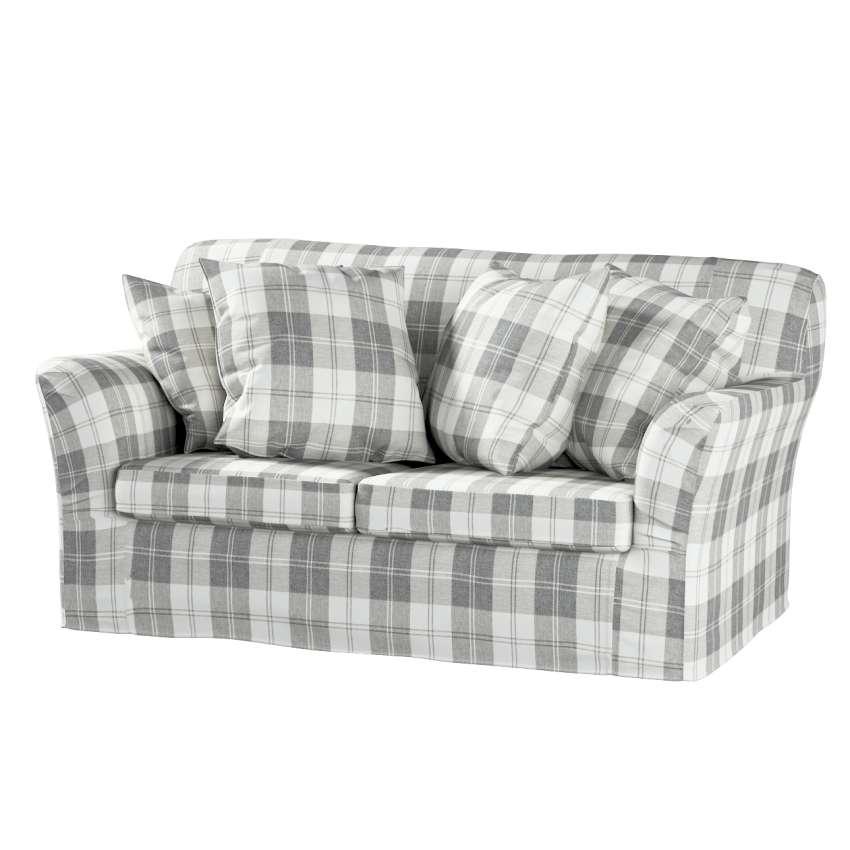 tomelilla 2 sitzer sofabezug nicht ausklappbar wei grau sofahusse tomelilla 2 sitzer dekoria. Black Bedroom Furniture Sets. Home Design Ideas
