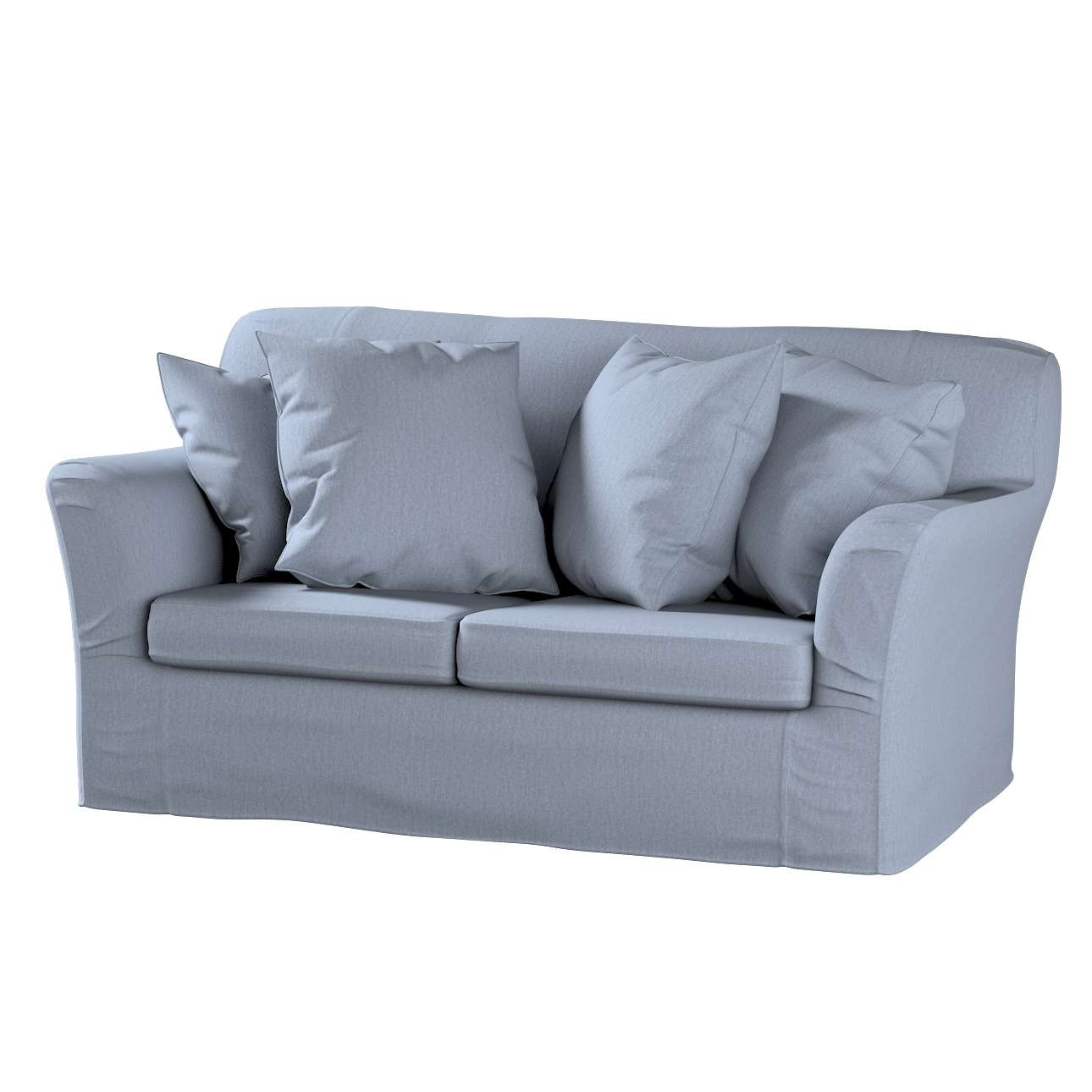 Tomelilla 2-seater sofa cover Tomelilla 2-seat sofa in collection Chenille, fabric: 702-13