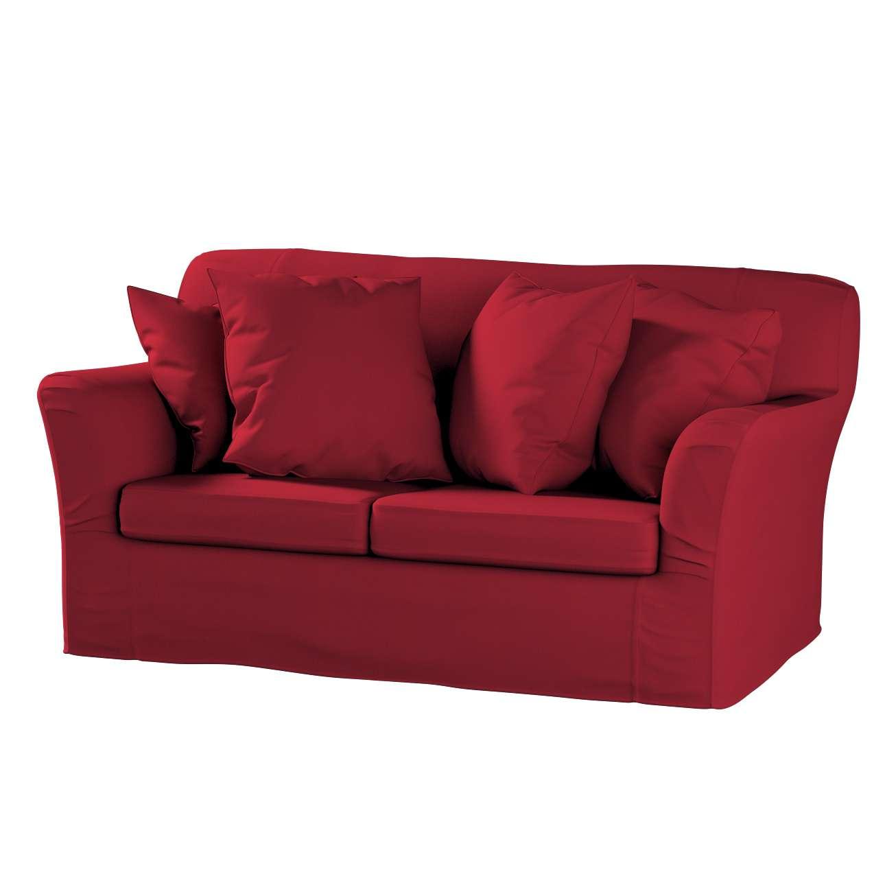Pokrowiec na sofę Tomelilla 2-osobową nierozkładaną Sofa Tomelilla 2-osobowa w kolekcji Chenille, tkanina: 702-24