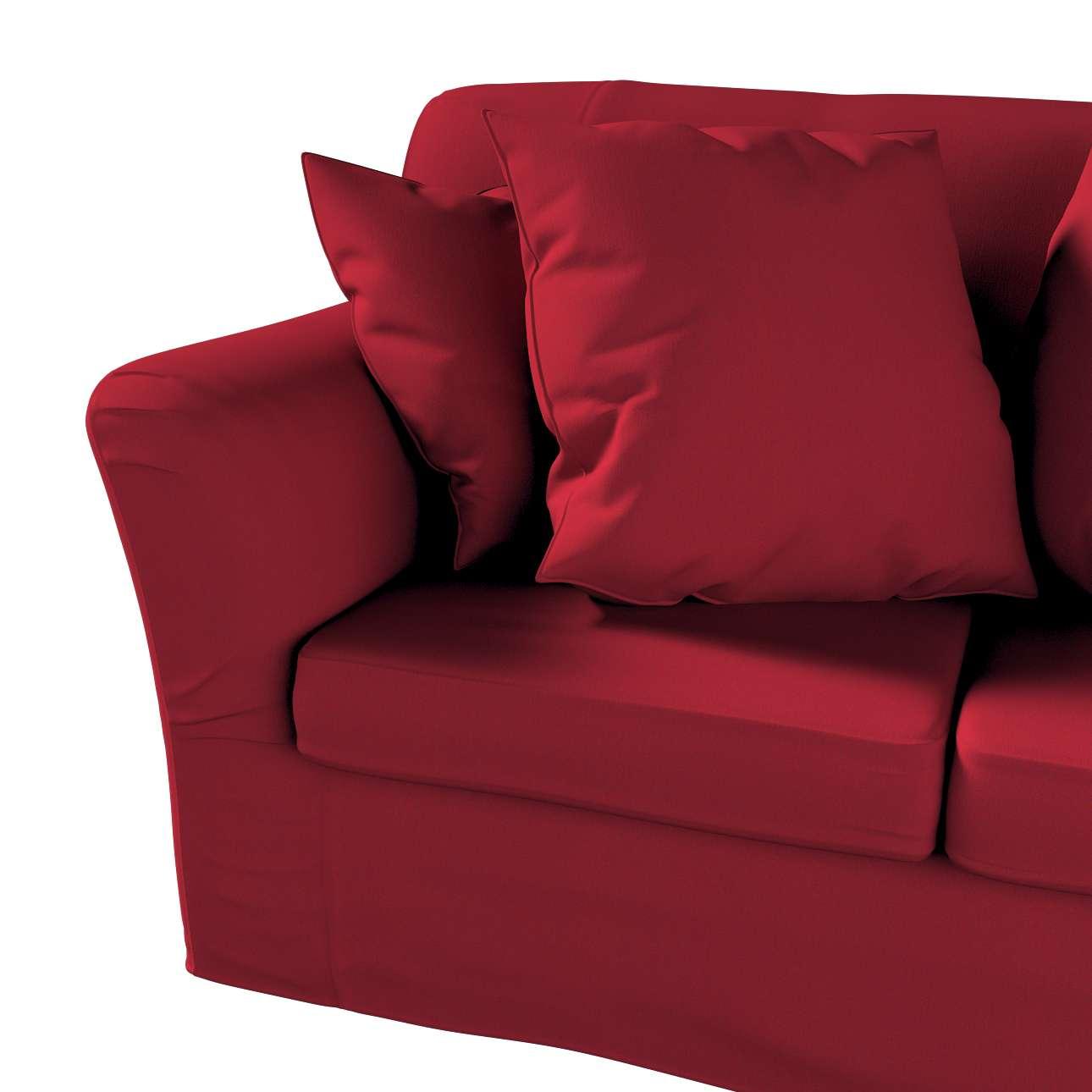 Pokrowiec na sofę Tomelilla 2-osobową nierozkładaną w kolekcji Chenille, tkanina: 702-24