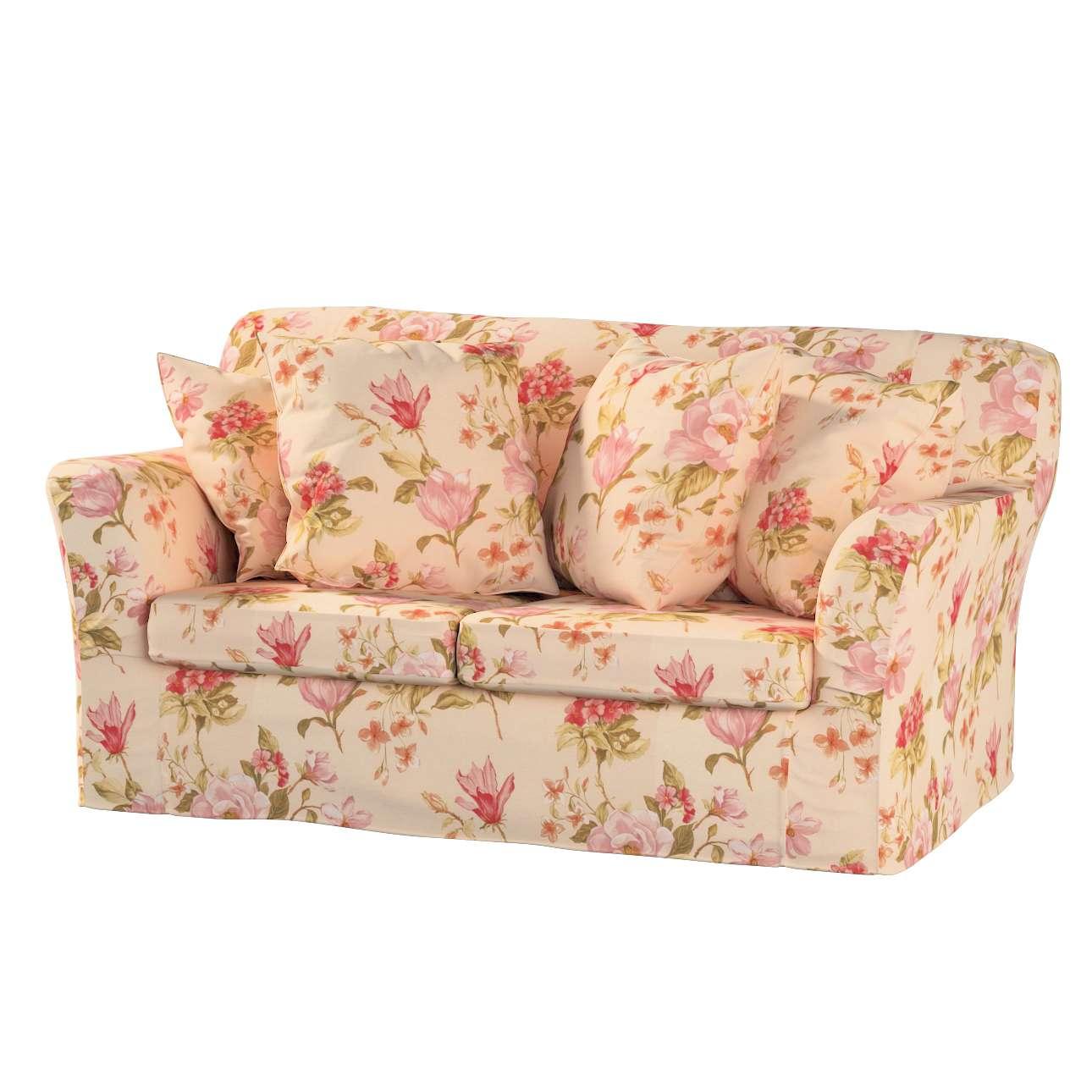 Pokrowiec na sofę Tomelilla 2-osobową nierozkładaną Sofa Tomelilla 2-osobowa w kolekcji Londres, tkanina: 123-05