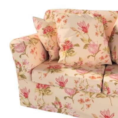 Pokrowiec na sofę Tomelilla 2-osobową nierozkładaną w kolekcji Londres, tkanina: 123-05