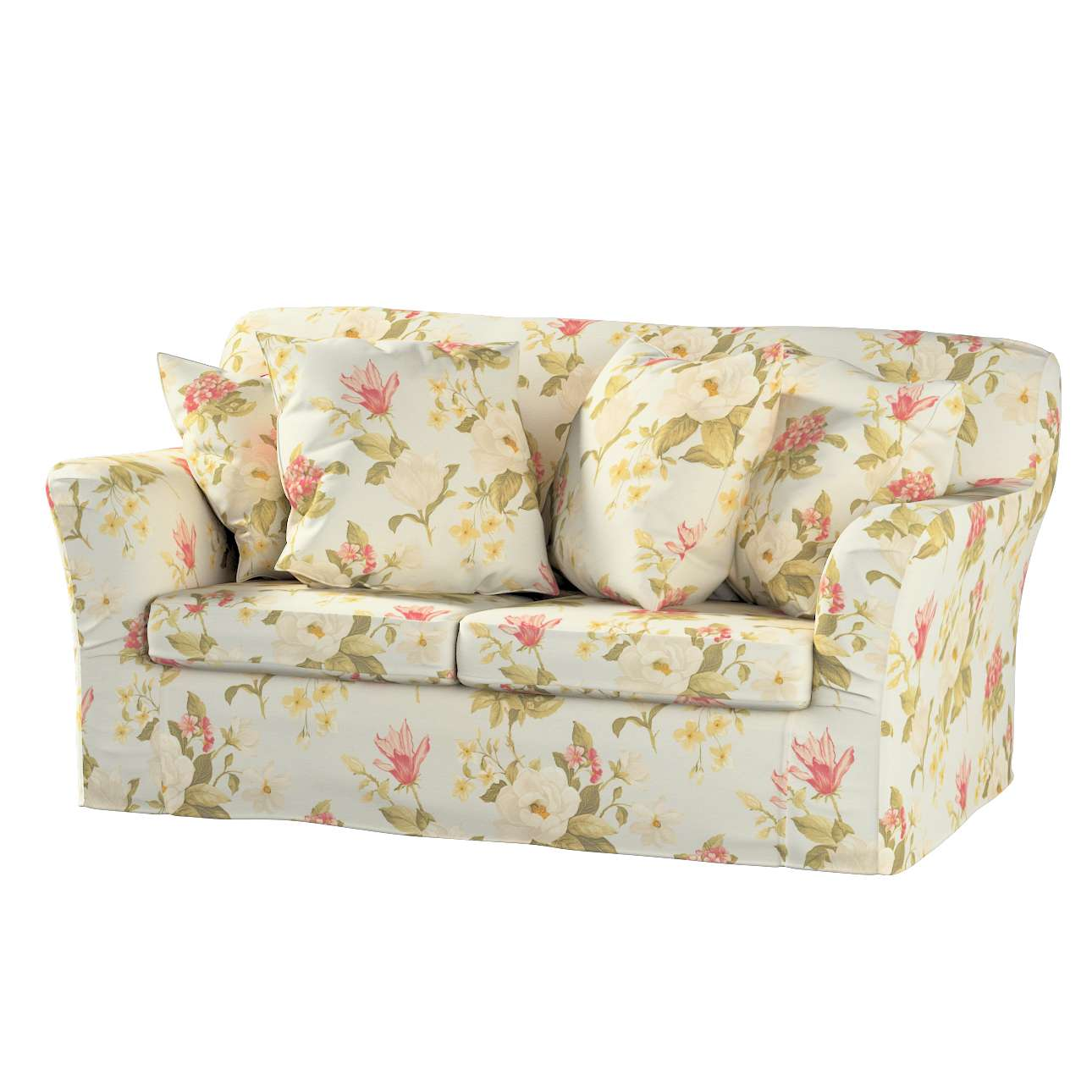 Tomelilla 2-seater sofa cover Tomelilla 2-seat sofa in collection Londres, fabric: 123-65