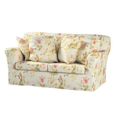 Pokrowiec na sofę Tomelilla 2-osobową nierozkładaną w kolekcji Londres, tkanina: 123-65