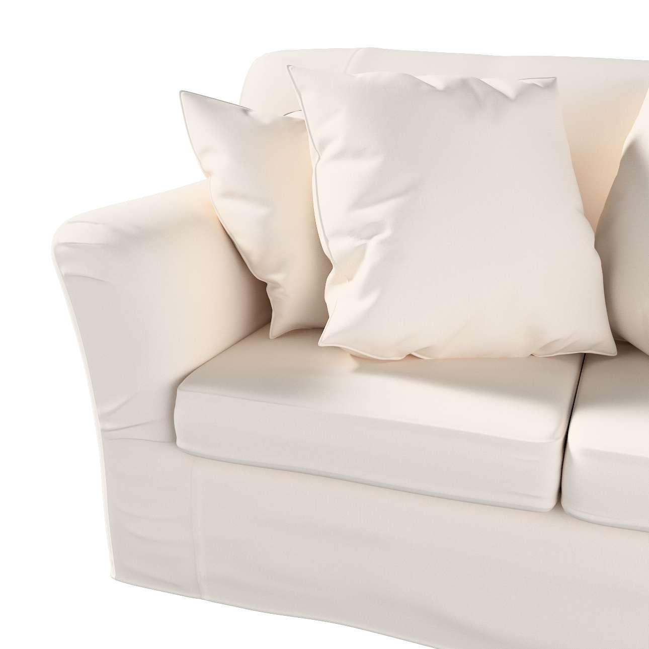 Pokrowiec na sofę Tomelilla 2-osobową nierozkładaną w kolekcji Etna, tkanina: 705-01