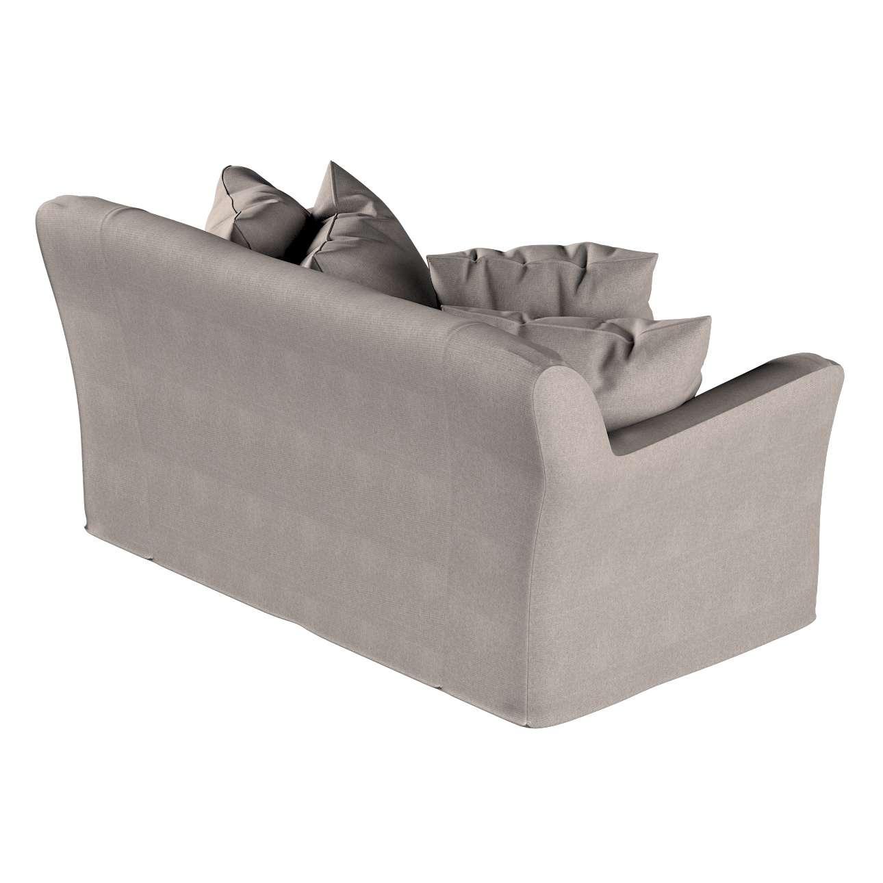 Pokrowiec na sofę Tomelilla 2-osobową nierozkładaną w kolekcji Etna, tkanina: 705-09
