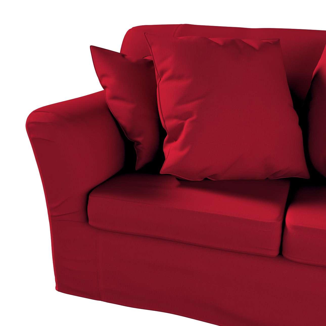 Pokrowiec na sofę Tomelilla 2-osobową nierozkładaną w kolekcji Etna, tkanina: 705-60