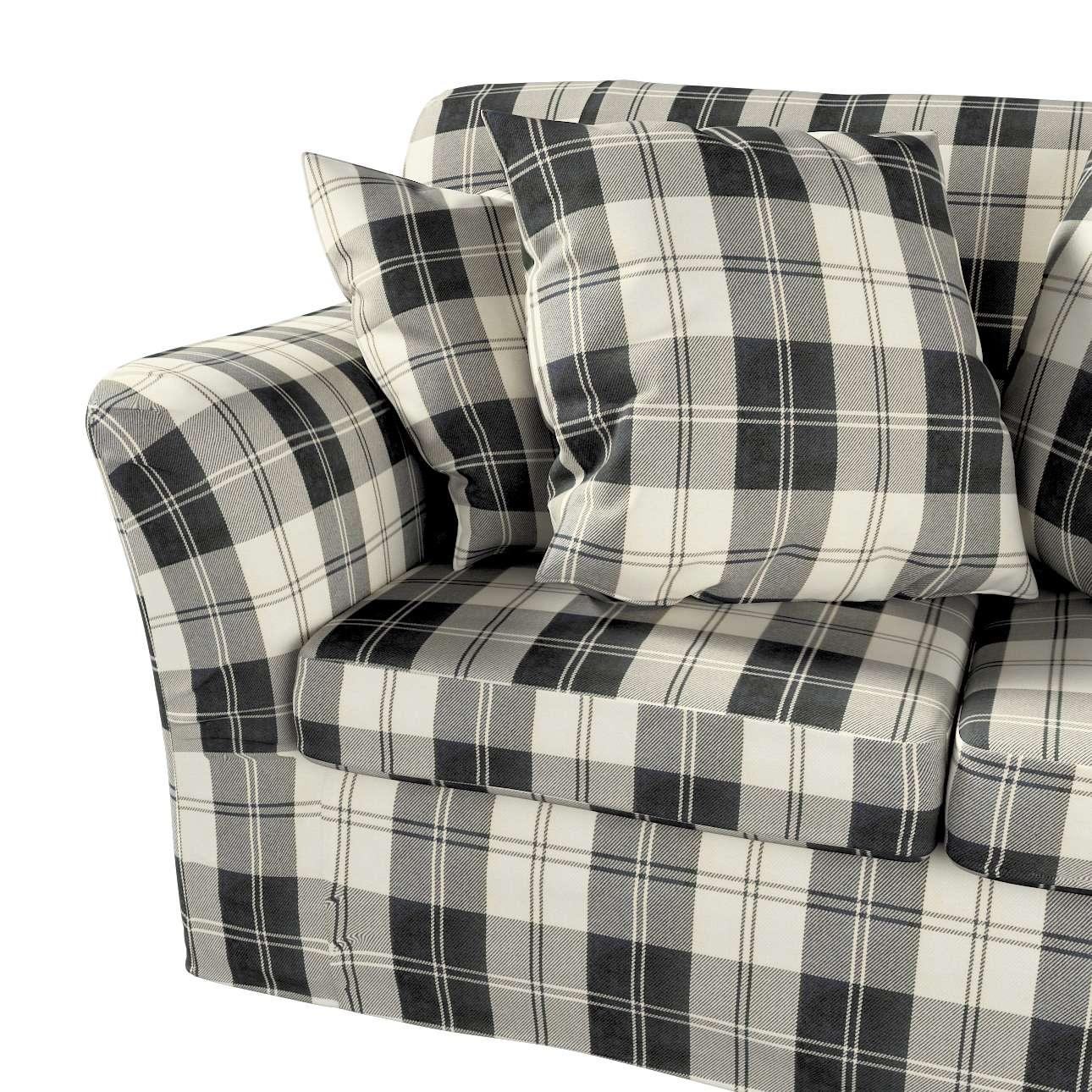Pokrowiec na sofę Tomelilla 2-osobową nierozkładaną w kolekcji Edinburgh, tkanina: 115-74