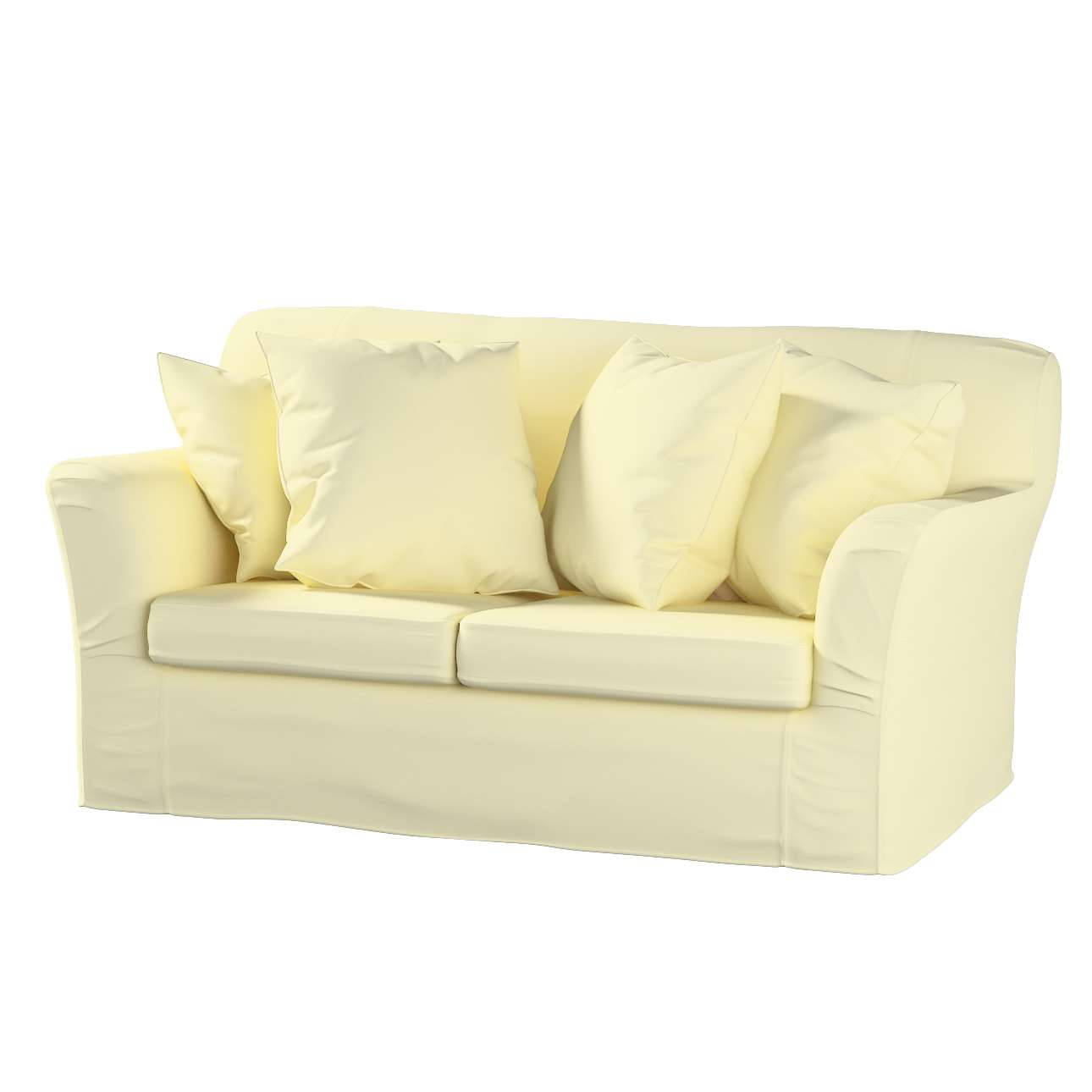 Tomelilla 2-seater sofa cover Tomelilla 2-seat sofa in collection Panama Cotton, fabric: 702-29