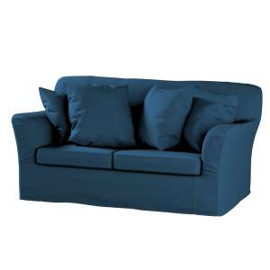 Tomelilla 2-Sitzer Sofabezug nicht ausklappbar Sofahusse, Tomelilla 2-Sitzer von der Kollektion Cotton Panama, Stoff: 702-30