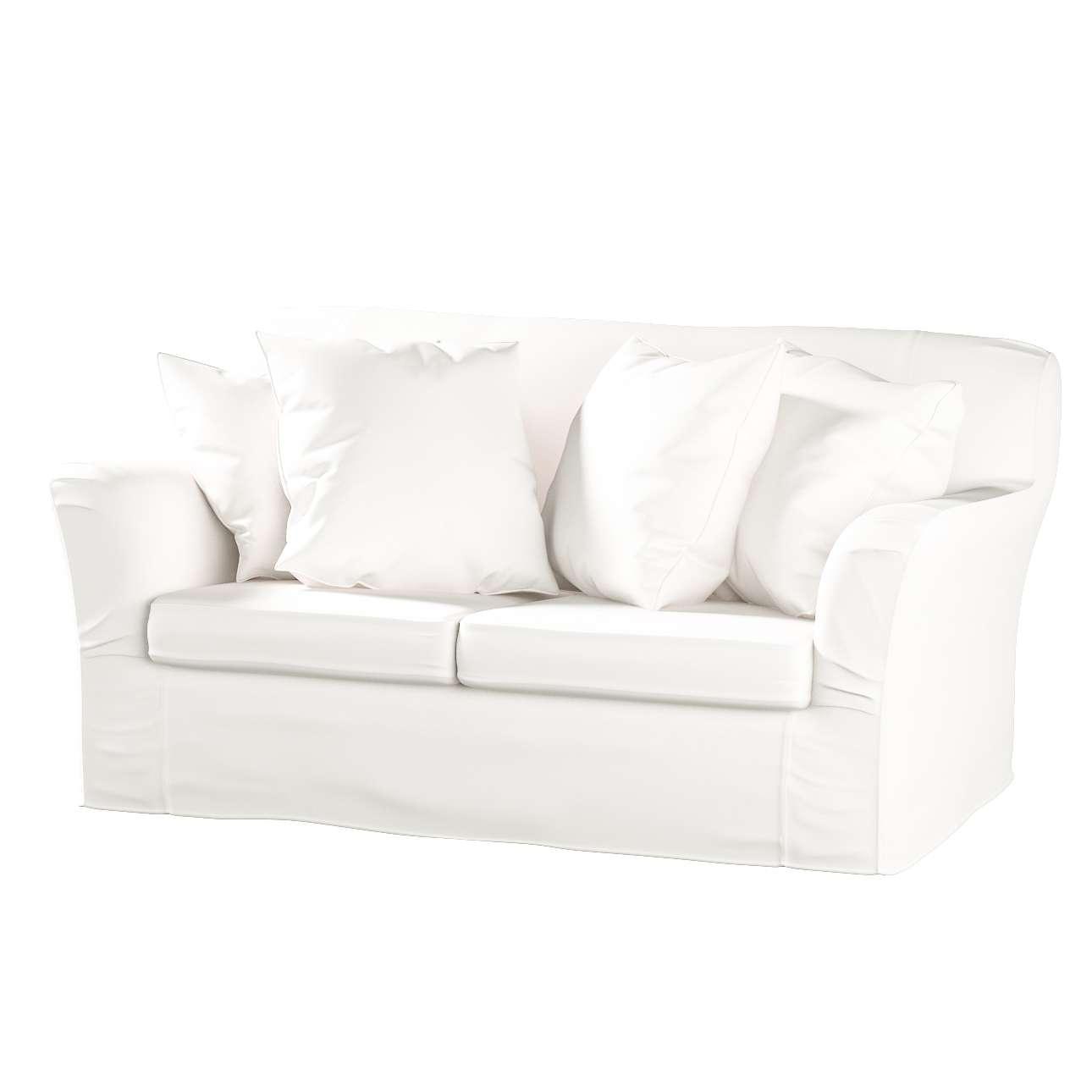 Tomelilla 2-Sitzer Sofabezug nicht ausklappbar Sofahusse, Tomelilla 2-Sitzer von der Kollektion Cotton Panama, Stoff: 702-34