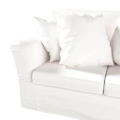 Pokrowiec na sofę Tomelilla 2-osobową nierozkładaną w kolekcji Cotton Panama, tkanina: 702-34