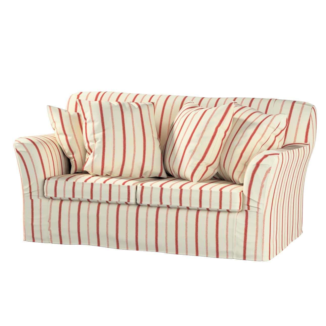 Tomelilla 2-seater sofa cover in collection Avinon, fabric: 129-15