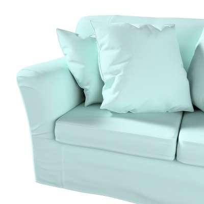 Pokrowiec na sofę Tomelilla 2-osobową nierozkładaną w kolekcji Cotton Panama, tkanina: 702-10