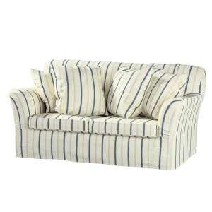 Pokrowiec na sofę Tomelilla 2-osobową nierozkładaną Sofa Tomelilla 2-osobowa w kolekcji Avinon, tkanina: 129-66