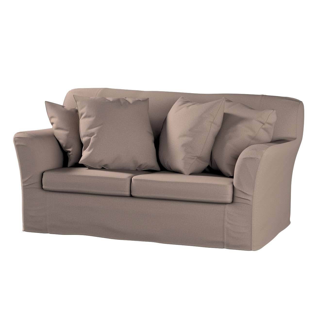 Tomelilla 2-seater sofa cover Tomelilla 2-seat sofa in collection Aspen, fabric: 160-16