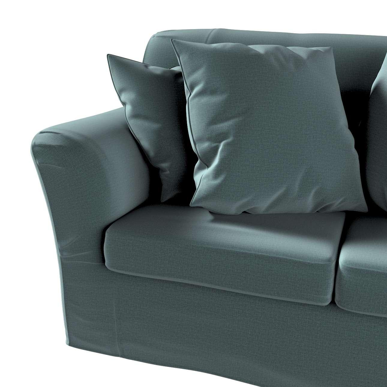 Pokrowiec na sofę Tomelilla 2-osobową nierozkładaną w kolekcji Ingrid, tkanina: 705-36